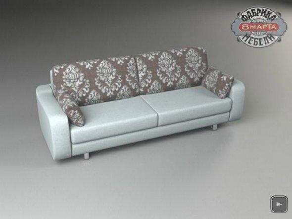 купить диван еврокнижка с фабрики в москве