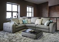 Модульный диван, габариты фото