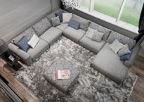 Модульный диван 8 Марта фото