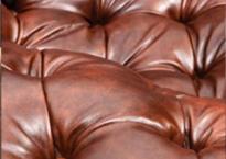 каретная стяжке сиденья или спинки дивана фото