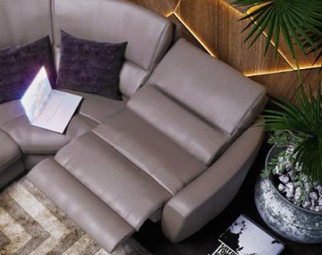 Кресло «Форвард» с реклайнером от «8 Марта» фото